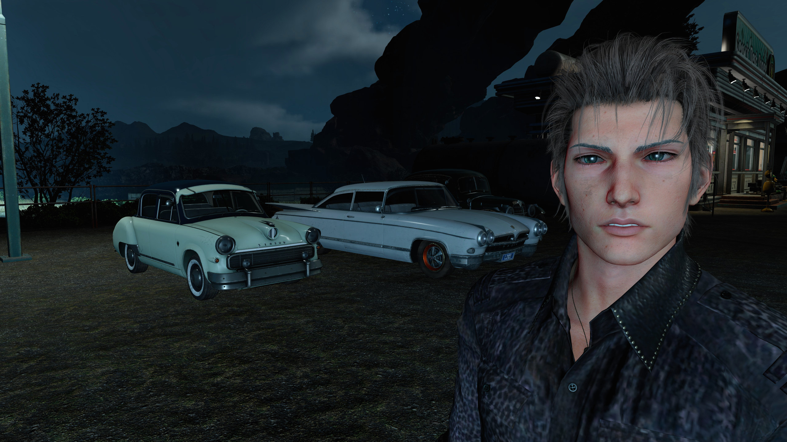 Final Fantasy XV PC Nude Mods Being Left Up To The Moral