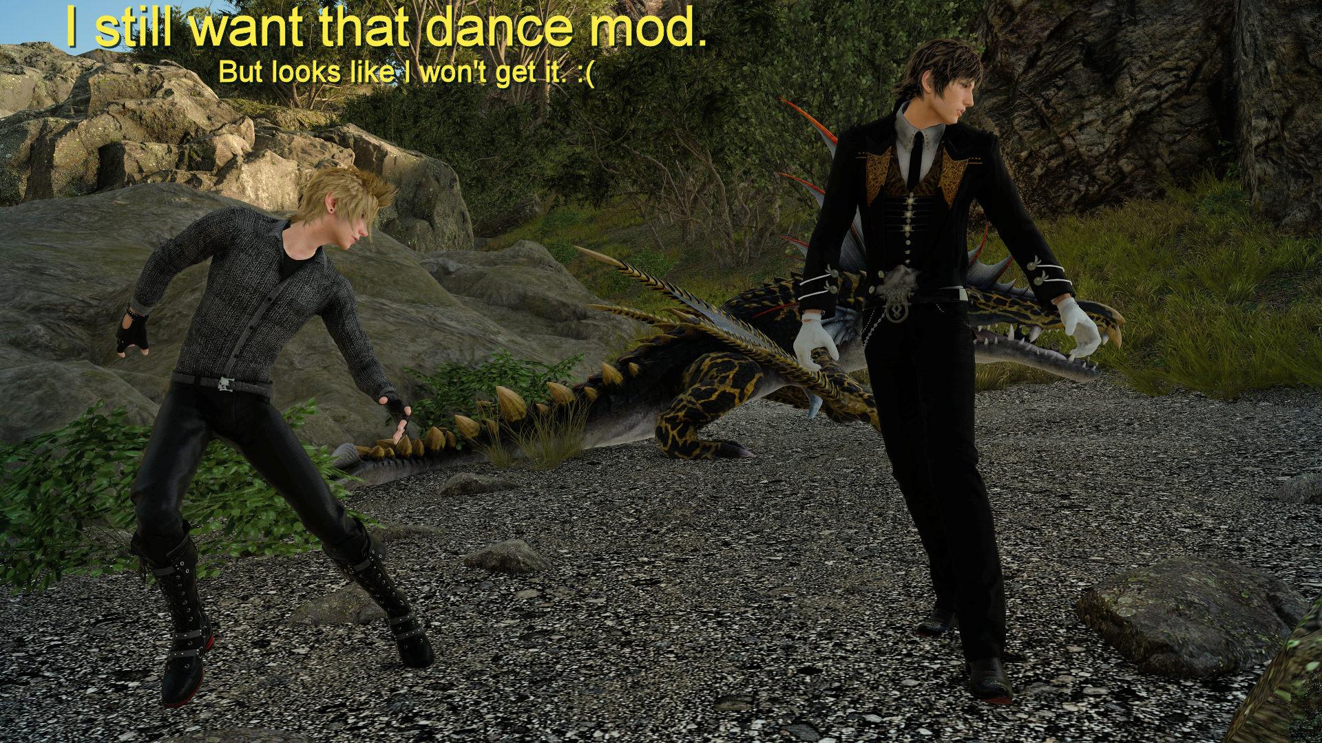 mod – Page 2 – Final Fantasy XV