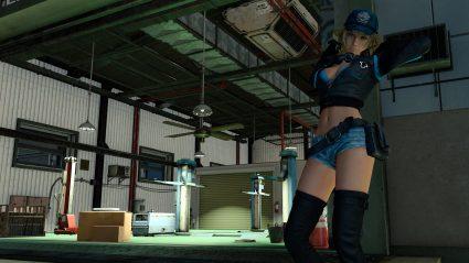 4k screenshot of FFXV