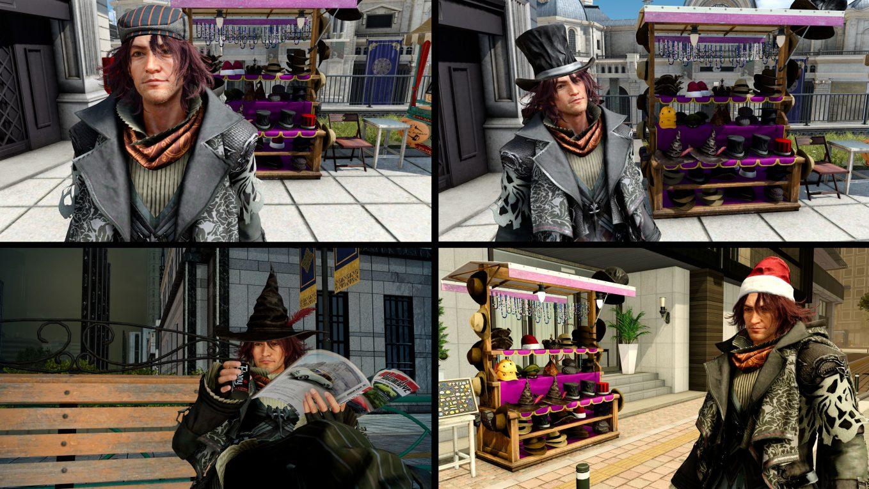 ffxv ardyn dlc hats