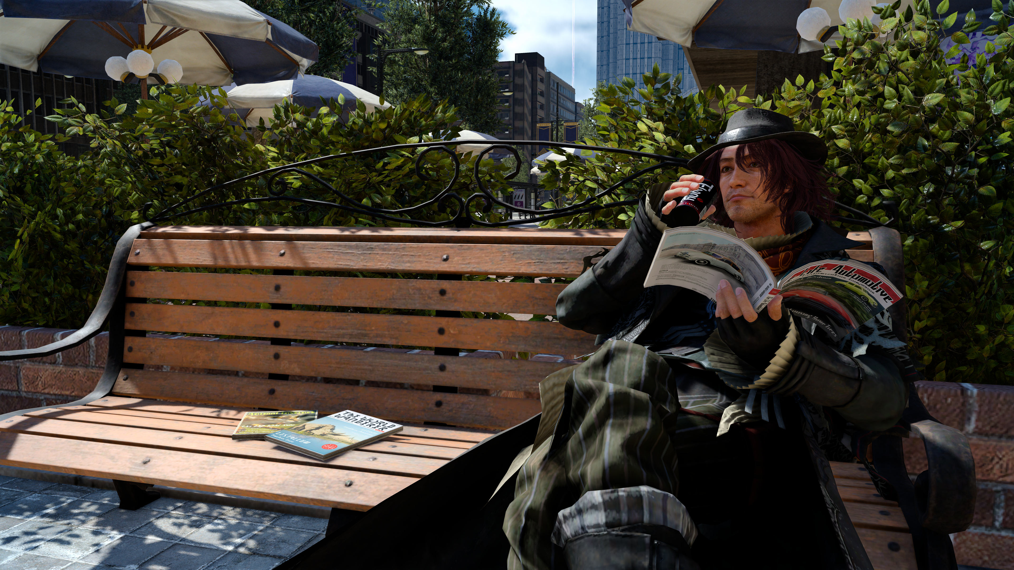 Final Fantasy XV – Page 5 – Screenshots and other gaming obsessions