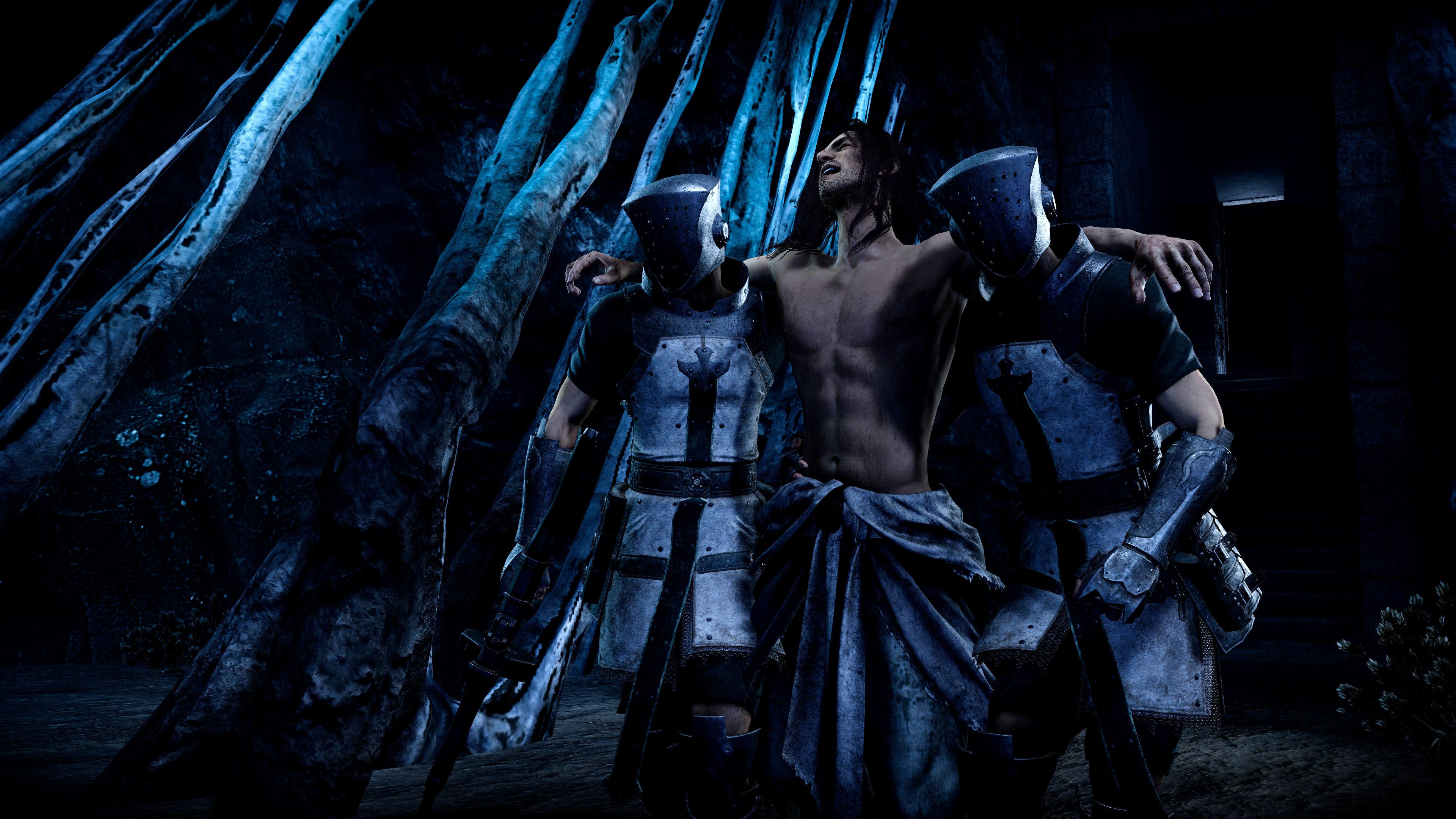 shirtless – Final Fantasy XV