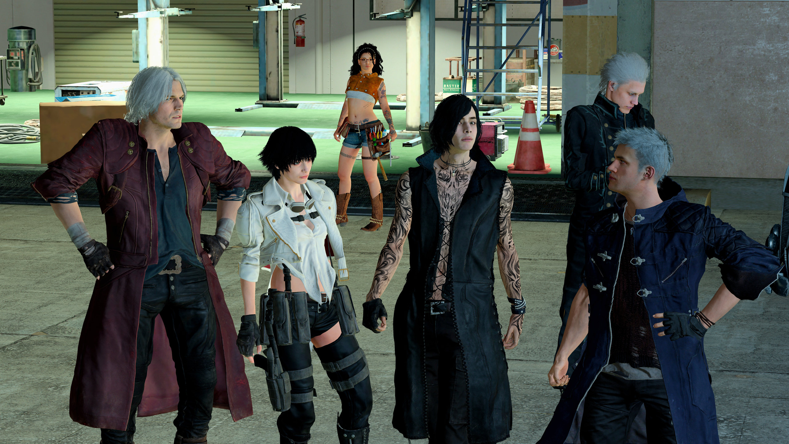 Final Fantasy 15 To Run On Wide Range Of PCs And Nude Mods