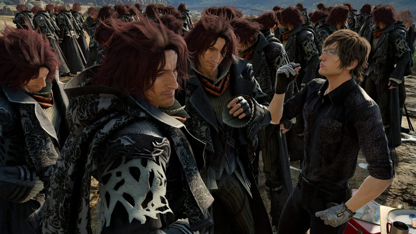 final fantasy xv ardyn cheat engine ffxv ignis