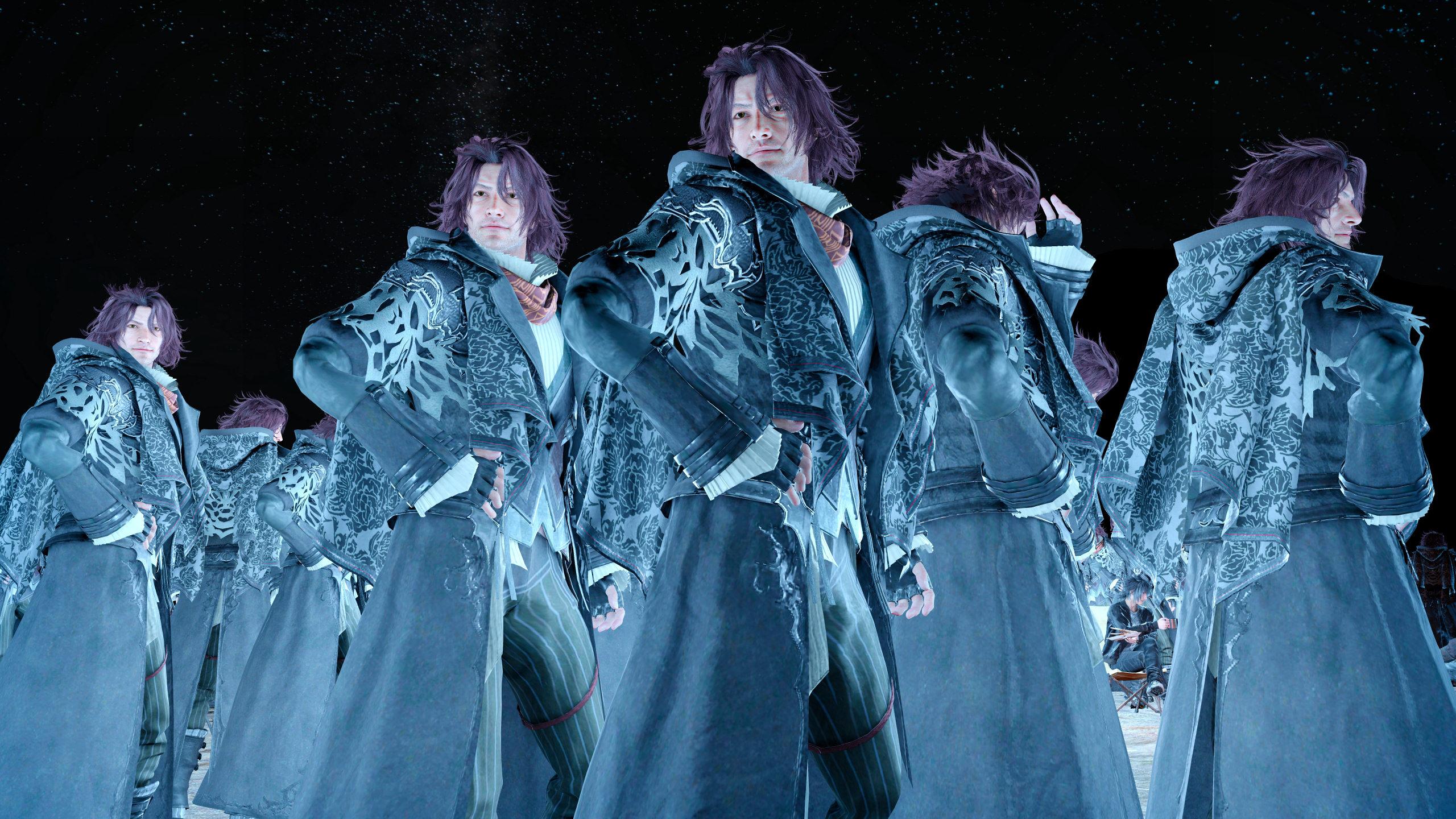 Mod Related – Final Fantasy XV
