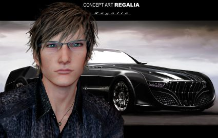 final fantasy xv screenshot ignis ffxv regalia