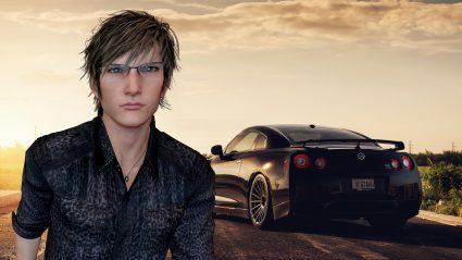final fantasy xv screenshot ignis ffxv