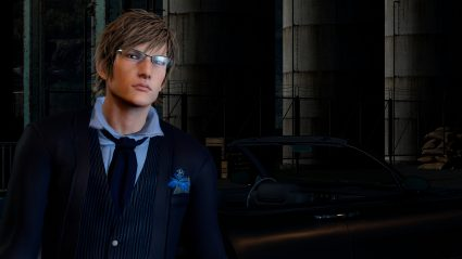 final fantasy xv 4k screenshot ignis ffxv