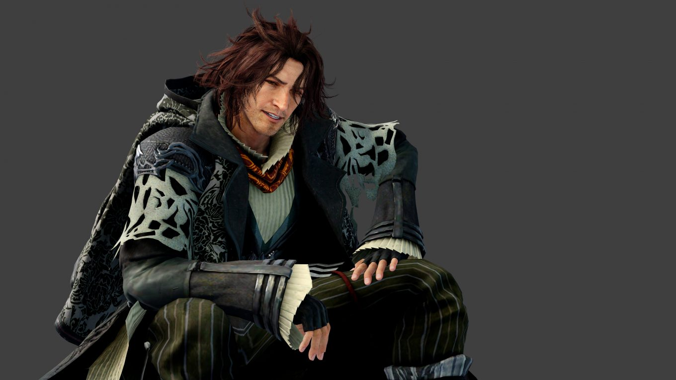 Ardyn ffxv wallpaper screenshot
