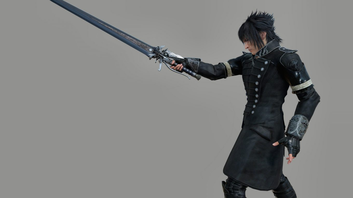 final fantasy XV ffxv noctis screenshot wallpaper