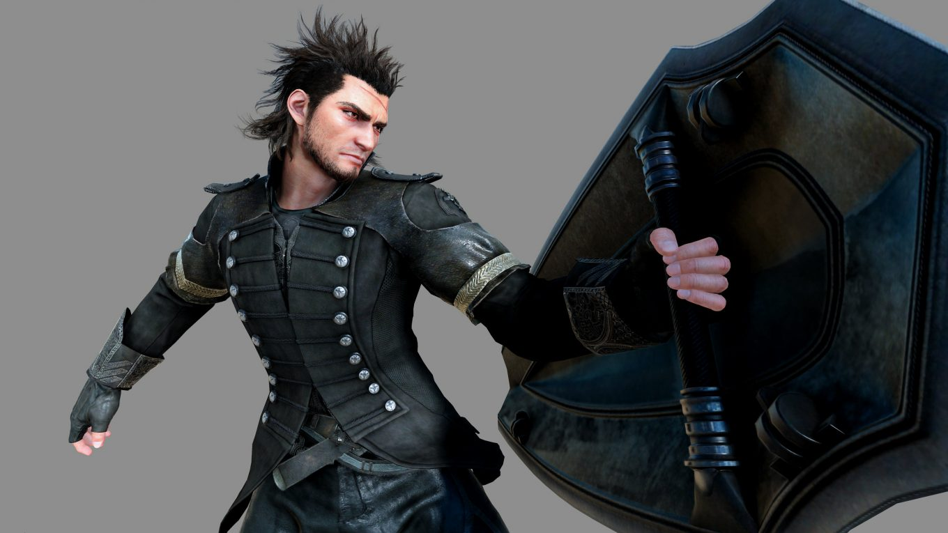 final fantasy XV ffxv gladio screenshot wallpaper