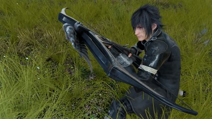 final fantasy xv noctis wallpaper screenshot ffxv