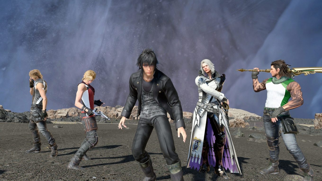 final fantasy xv wallpaper ffxv