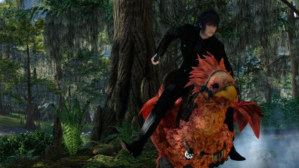 final fantasy xv screenshot ffxv