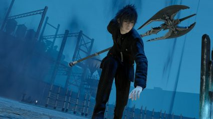 final fantasy xv wallpaper screenshot ffxv