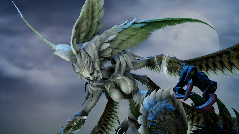 final fantasy xv garuda wallpaper screenshot