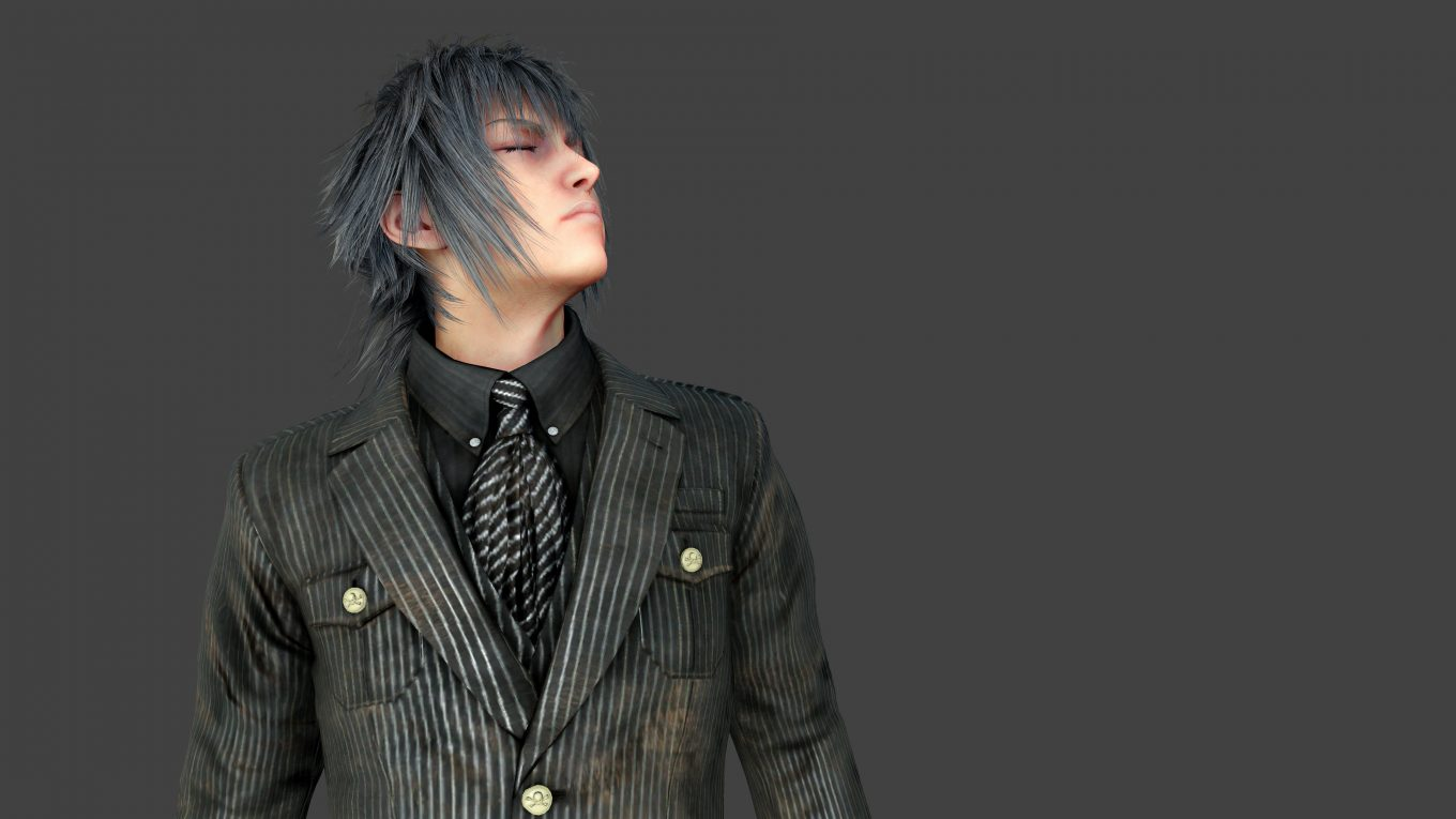 final fantasy xv wallpaper 4k noctis ffxv