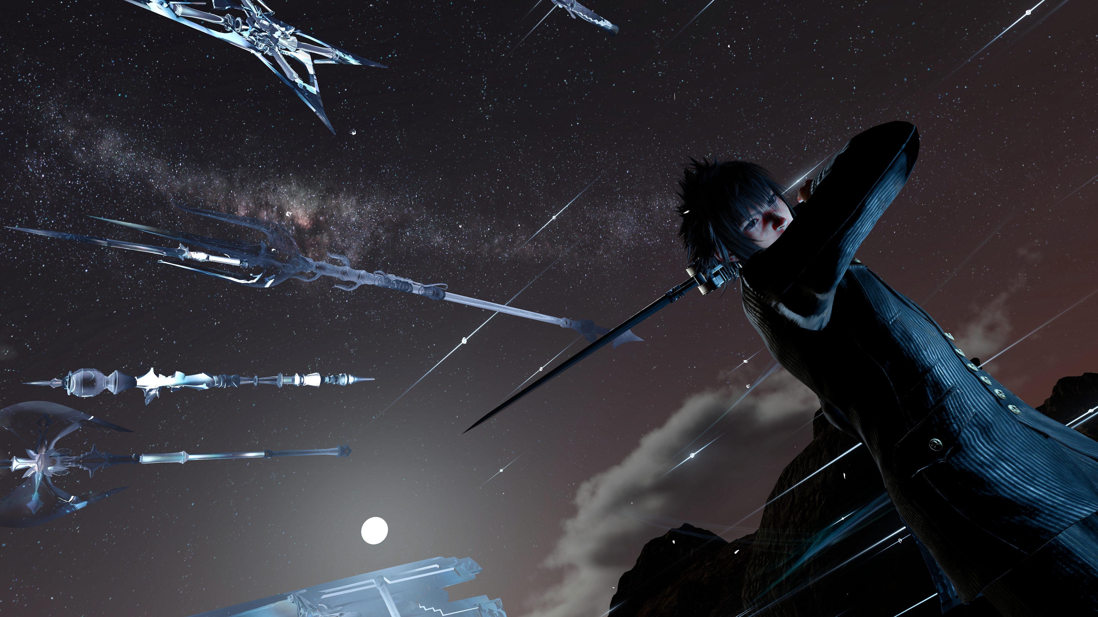 Portrait Final Fantasy Xv